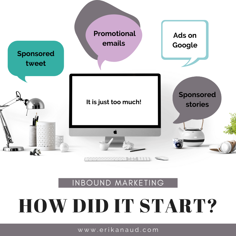 How did Inbound Marketing start