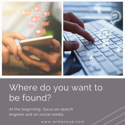 What is Inbound Marketing? : Where do you want to be found