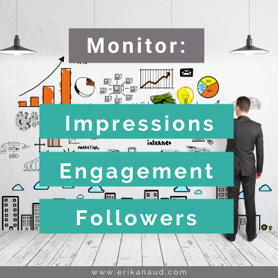 6 steps to create a social media strategy: monitor
